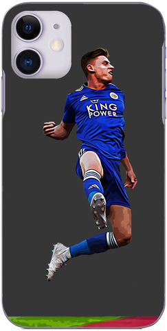 Leicester City - Harvey Barnes scores at The London Stadium 2019