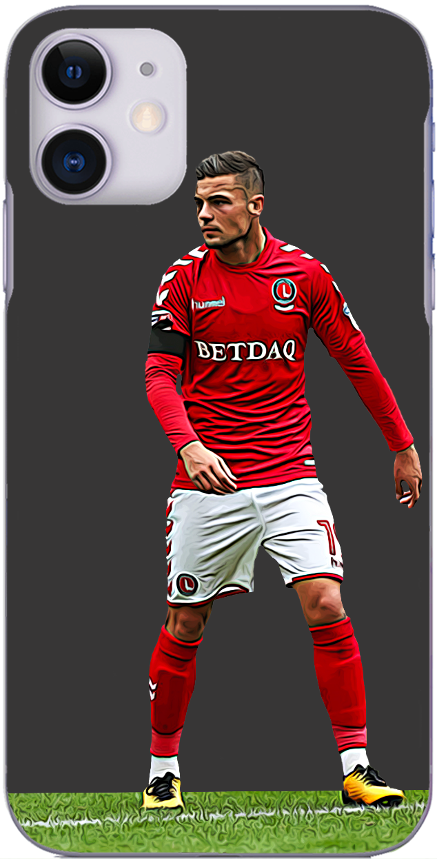 Charlton Athletic - Jake Forster-Caskey in action for Charlton 2020