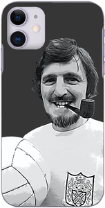 Fulham - Jimmy Hill of Fulham 1973