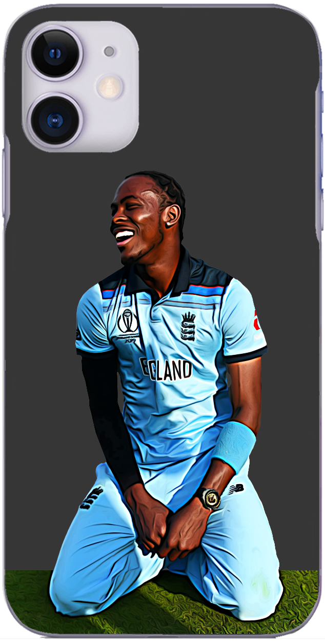 England Cricket - Super over hero Jofra Archer World Cup final 2019