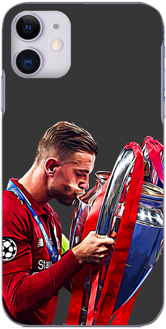 Liverpool - Jordan Henderson 2019 Champions League Final