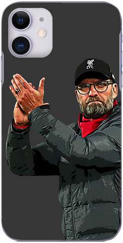 Liverpool - Jurgen Klopp applauds the Kop 2018