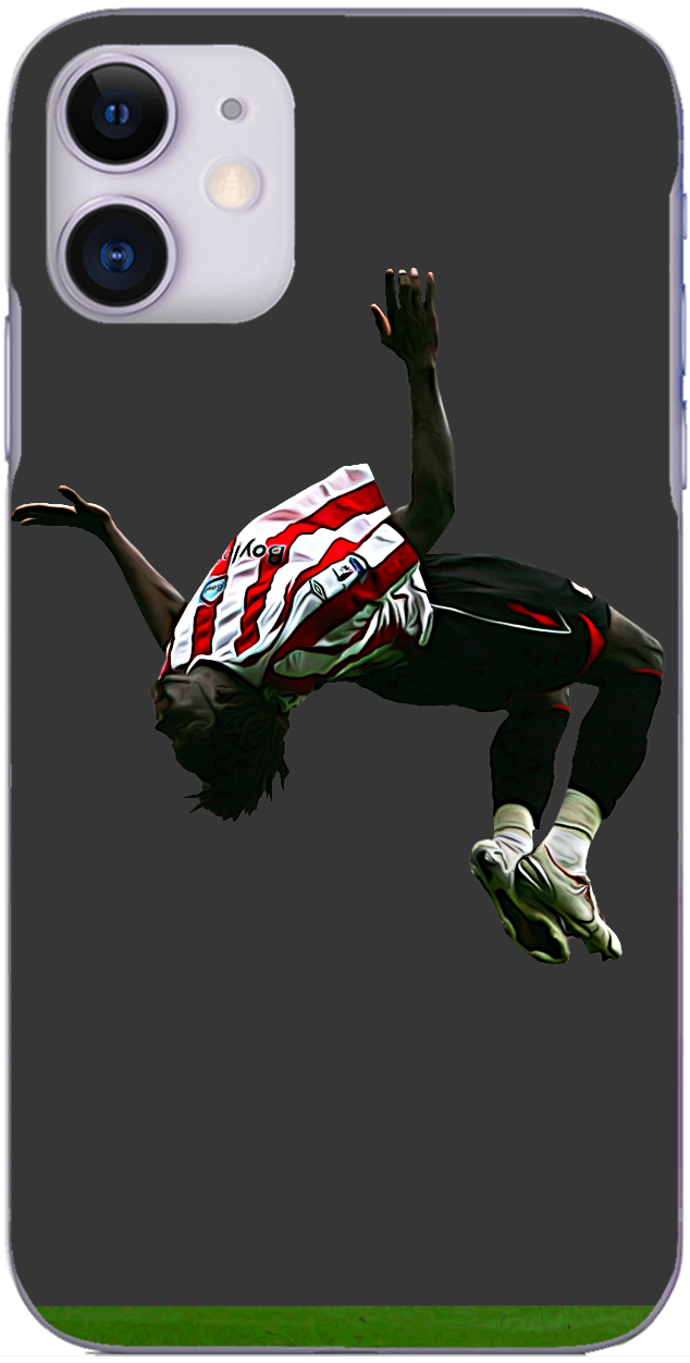 Sunderland AFC - Kenwyne Jones scores against The Royals 2007