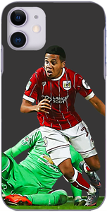 Bristol City - Korey Smith scores against United 2017