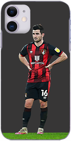 AFC Bournemouth - Lewis Cook in action for The Cherries 2021