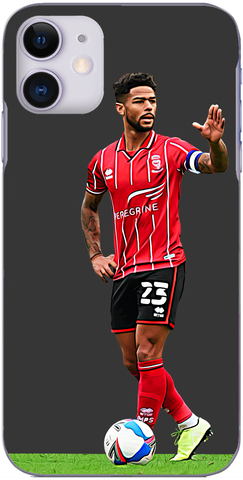 Lincoln City - Liam Bridcutt in action for Lincoln 2020
