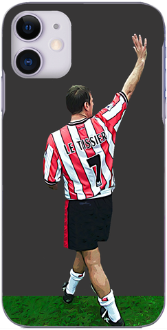 Southampton - Matt Le Tissier waves goodbye to The Dell 2000