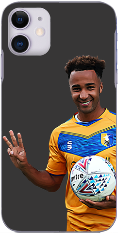 Mansfield Town - Nicky Maynard scores a hat-trick for Mansfield 2019