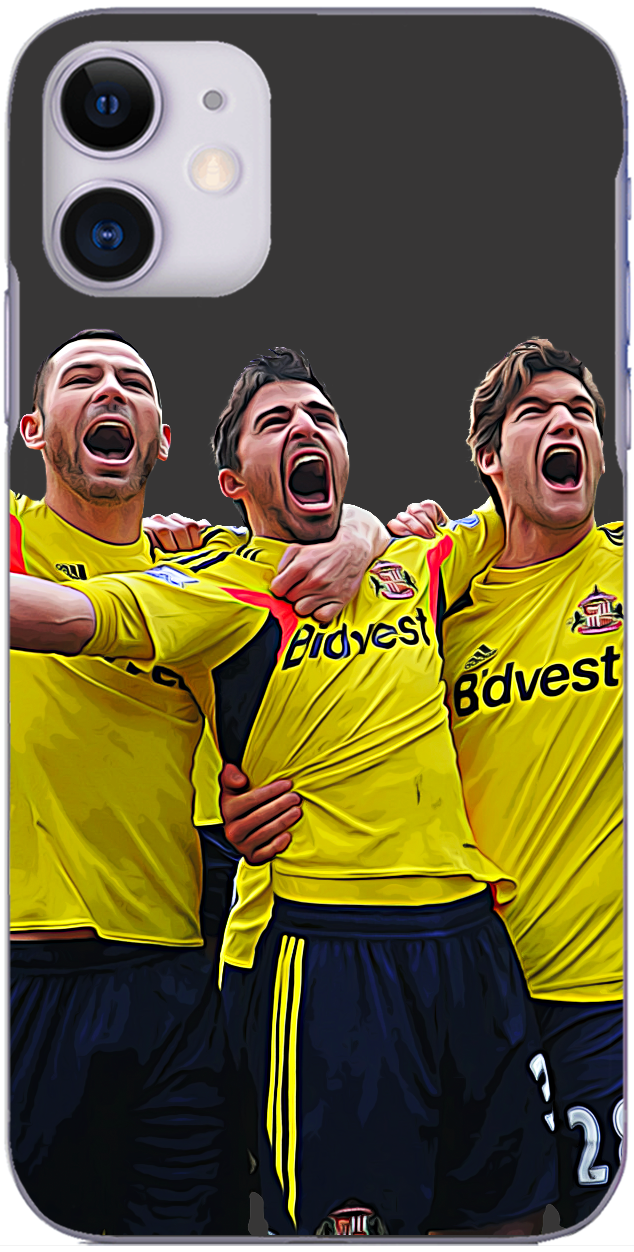 Sunderland AFC - Fabio Borini scores in another win at St. James' Park 2014