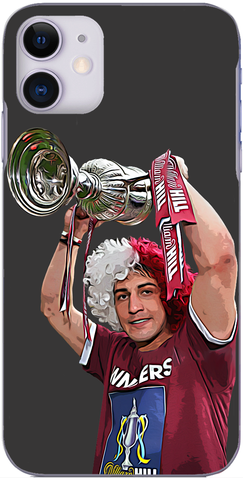 Hearts - Rudi Skacel lifts the Scottish Cup 2012