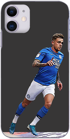 Peterborough United - Sammie Szmodics scores against The Millers 2019