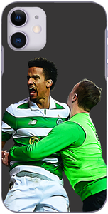 Celtic - Scott Sinclair scores Celtic's second at Ibrox 2016