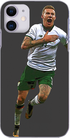 Republic of Ireland - James McClean scores against Wales 2017