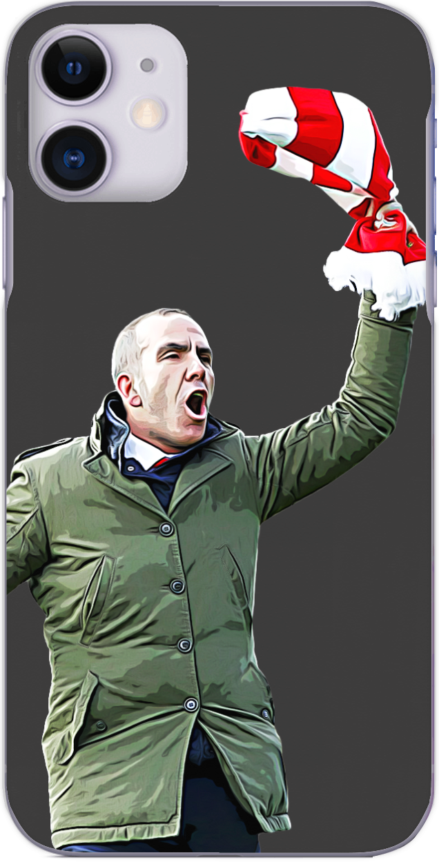 Swindon Town - Paolo Di Canio on his way to the League 2 title 2012