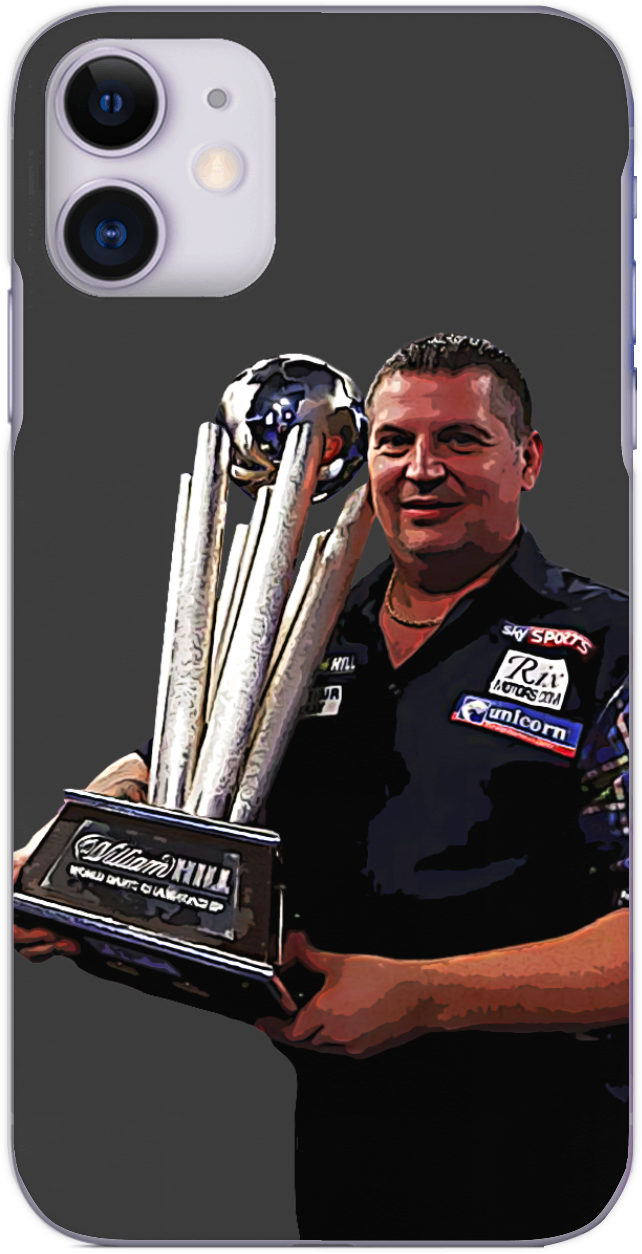 Gary Anderson wins PDC world title 2016