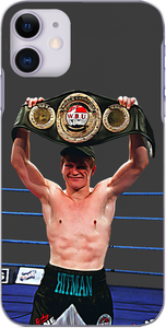 Ricky Hatton defeats Jason Rowland to win the Light Welterweight World Championship 2001