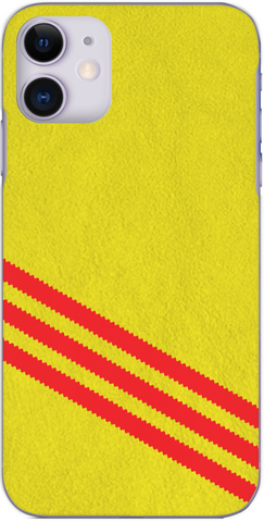 3 Stripe Collection - Yellow and red