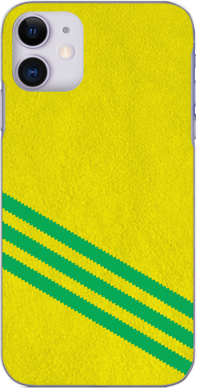 3 Stripe Collection - Yellow and green
