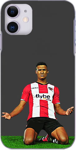 Exeter City - Ollie Watkins scores in the play off semi final 2017