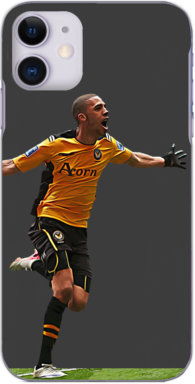 Newport County - Chris Jolley scores in the play off final 2013
