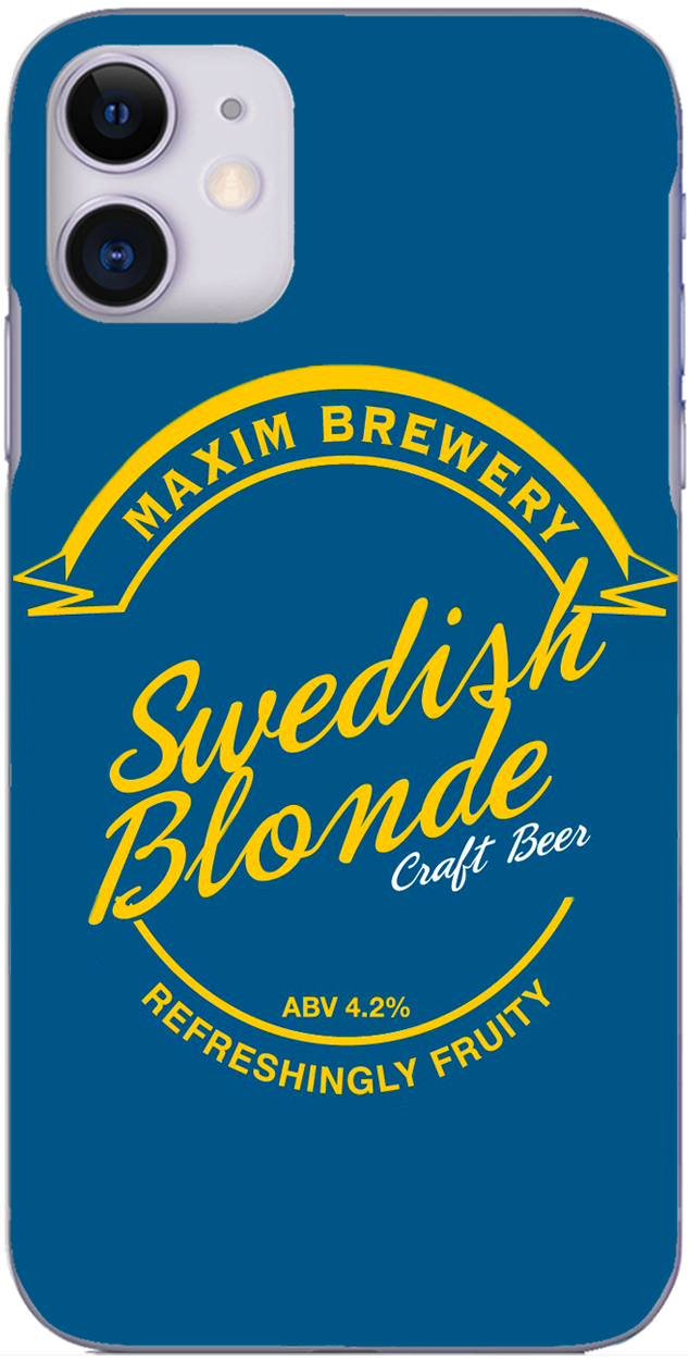 Maxim Brewery - Swedish Blonde