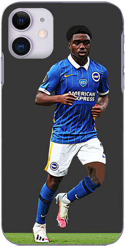 Brighton and Hove Albion - Tariq Lamptey in action 2020