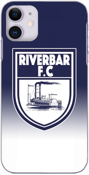 Riverbar FC - Navy and White