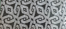 Load image into Gallery viewer, 1122 Black & White Batik (low in stock)