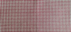 1130 Red Checkered
