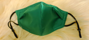 1221 Satin Emerald Green