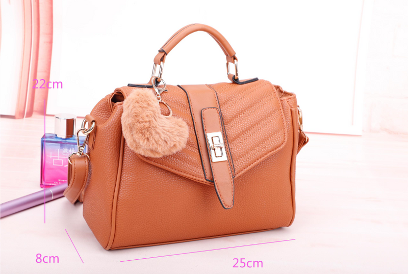 Women Shoulder Bag Crossbody Bag 562-1