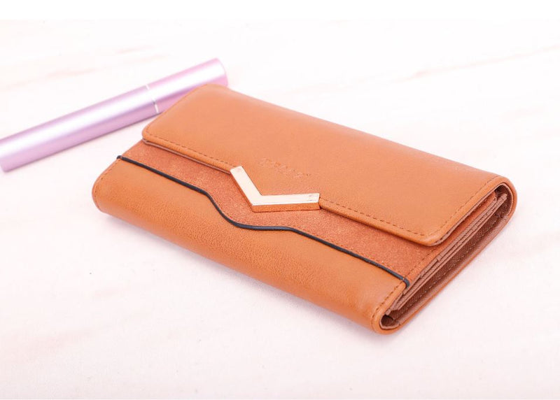 Casual RFID Wallets For Women