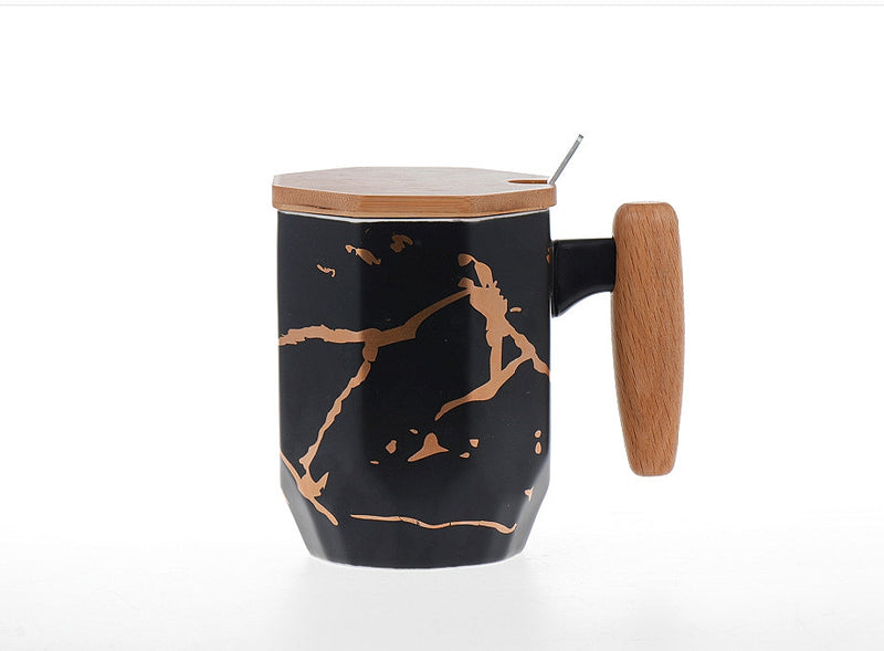 Luxury Marble Print Ceramic Mug