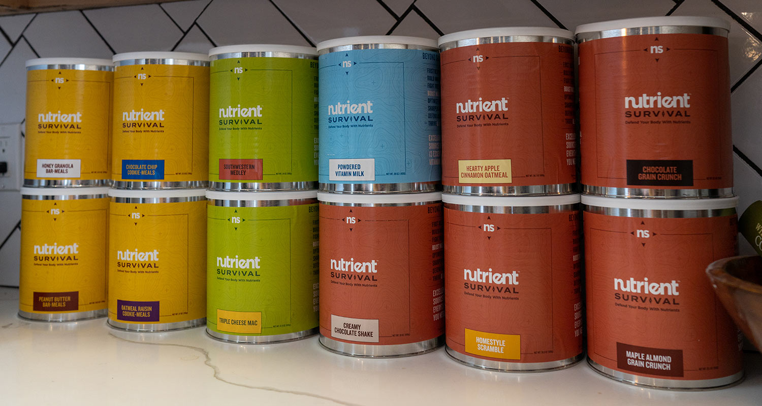picture of number ten cans