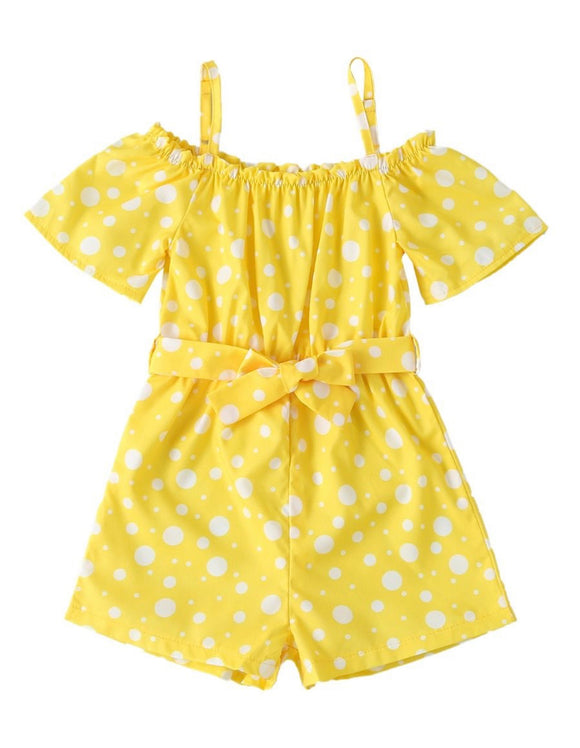 Lemon Head Romper