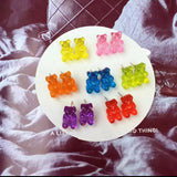 Gummy Bear Ear Rings