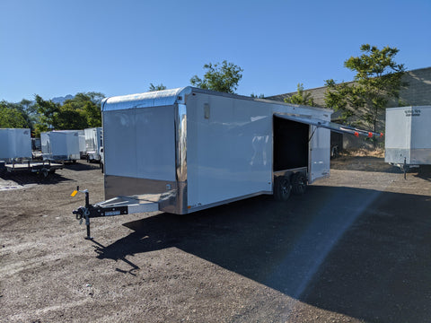 2019 Legend Trailmaster All Aluminum 8 1/2' x 24' - Taurus Trailers