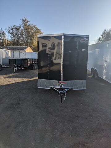 2021 American Hauler 7'x16' Arrow - Taurus Trailers