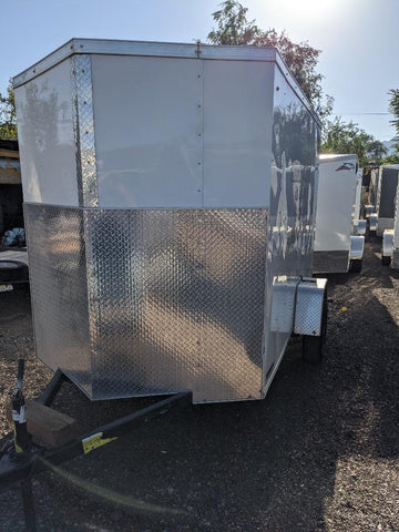 Enclosed Trailer Rental 6x10 - Taurus Trailers