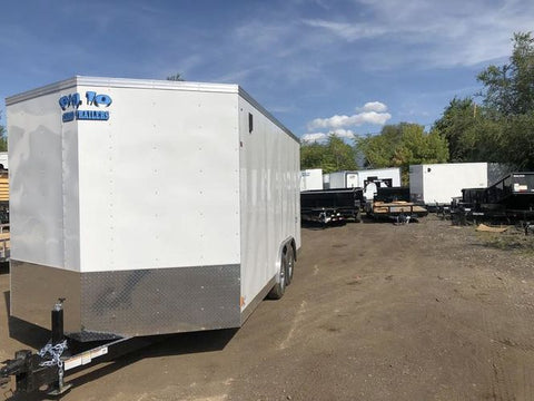 2019 Big 10 8'X20' - Taurus Trailers