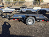 2019 Walton MT712 Car Hauler 6'x 12' - Taurus Trailers