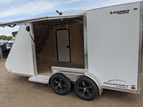 2020 Legend Allsport 7'x17' - Taurus Trailers