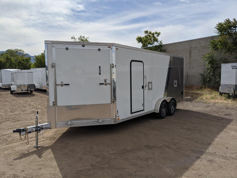 2019 Legend Explorer All Aluminum 7.5' x 23 - Taurus Trailers