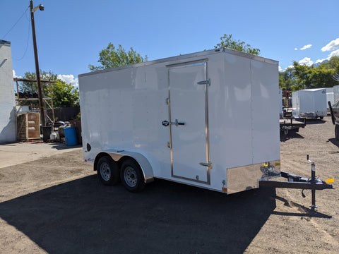 2020 American Hauler Arrow 7' x 14' - Taurus Trailers
