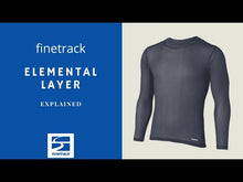Load and play video in Gallery viewer, Men's Elemental Layer Long Sleeve Crew