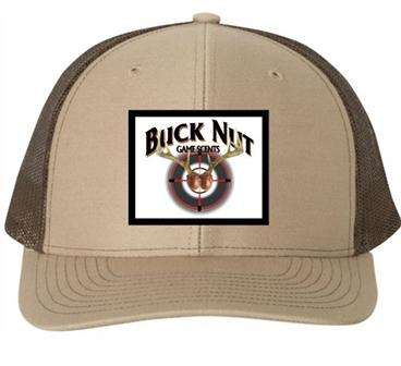 Buck Nut Embroidered Hat