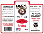 Buck Nut Catfish Bait Enhancer - Buck Nut Game Scents