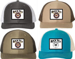 Buck Nut Snap Back Ball Cap - Buck Nut Game Scents