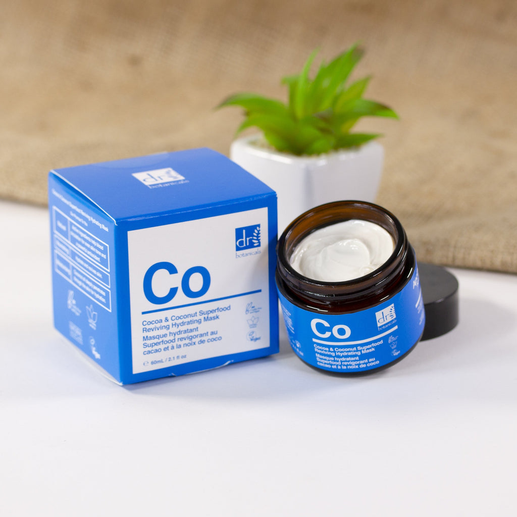 Cocoa & Coconut Superfood Reviving Hydrating Mask