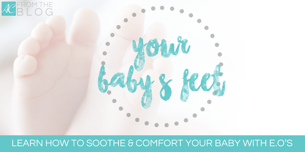 Essential Oils for Your Baby's Foot